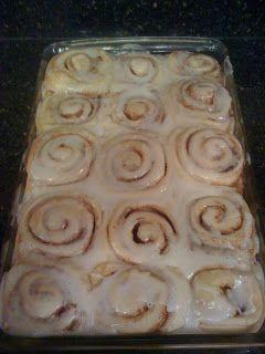 I Luv Recipes!: HomeMade Cinnamon Rolls