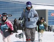 There's a Snow School program for all ages and ability levels.