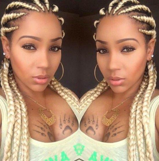 Ladies, have you tried these Ghana braids ! | GhanaCulturePolitics