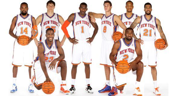 New York Knicks Team Knicks Team Basketball Teams Basketball Players Nba
