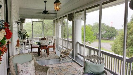 This home is a rare opportunity to own a special piece of history which has been updated to perfection. 3 of the 4 bedrooms are suites with their own baths. Great potential as a B&B. Upon entering the grand foyer, functioning pocket doors lead to large, gracious living and dining rooms adorned with chandeliers. Kitchen updated with Quartz, Carrera marble, stainless Bosch range, center island. Butlers pantry. All baths feature chic updates. Huge upper porch is screened in for comfortable…