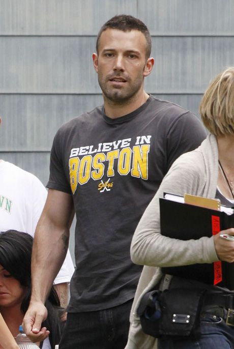 Ben affleck, The he and Boston on Pinterest