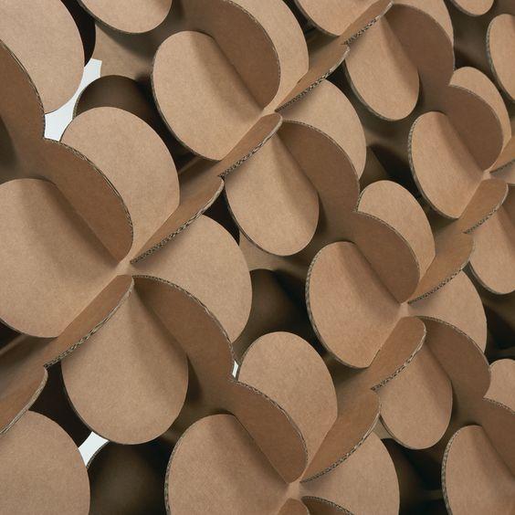 Geometric Cardboard: