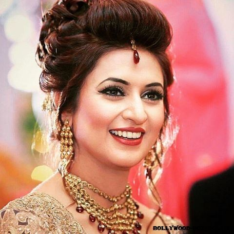 Pin By Bablu Kumar On Divyanka Tripathi Hairstyle Asian Beauty Girl Divyanka Tripathi Wedding