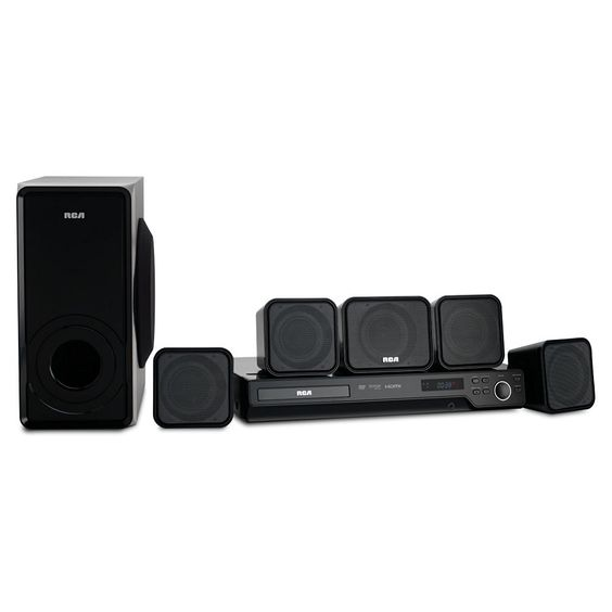 RCA DVD Home Theater System - RTD325 - $69.99…