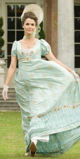 Austenland--Probably the most delightful movie I have ever seen. Ever.