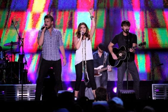 CMA Fest is only 2 months away! Can you guess which years performance this photo was taken? Follow @Country Music Association pins for all the latest info on CMA Fest 2012. We cant wait to see you there! #ladyaers