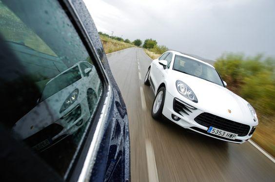 Dos SUV de elite, en sus mecánicas Diesel más poderosas, frente a frente.