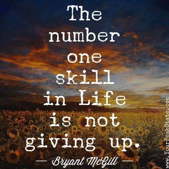 Never give up never surrender!  http://ift.tt/1Fe4V6r