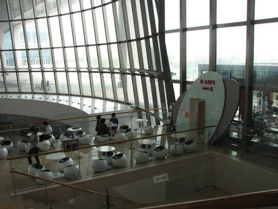 Bên trong Bảo tàng quốc gia Hàn Quốc