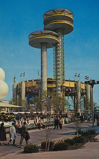 1964-65 New York World's Fair.