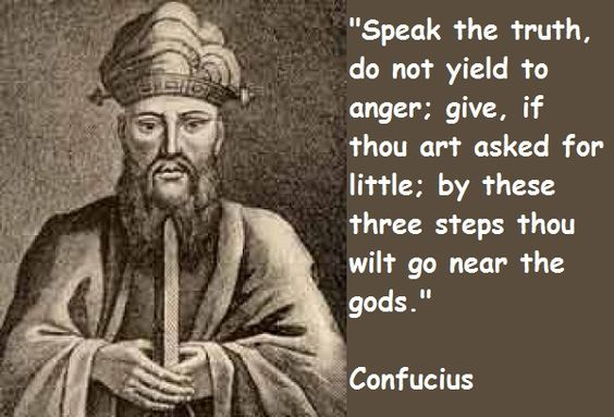 Confucius Quotes: Wise Words That Sound Good To Me