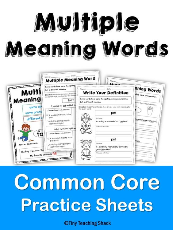 math worksheet : 1000 images about teaching multiple meaning words on pinterest  : Multiple Meaning Words Worksheet 3rd Grade