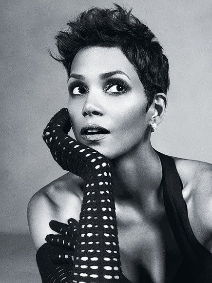 Halle Berry - If you'd like more of this visit www.styleopath.com & for a chance to win £200 worth of luxury afro hair products.