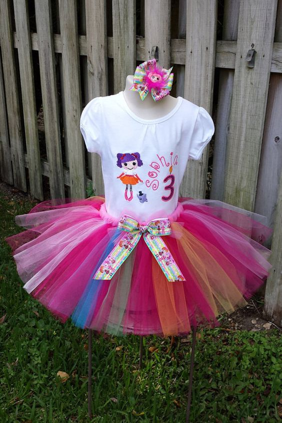Hey, I found this really awesome Etsy listing at https://www.etsy.com/listing/230889991/lalaloopsy-tutu-set-oufit-with-tutu