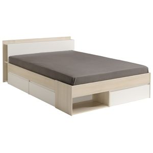 Zdjecie Lozko 160 X 200 Most Akacja Platform Bed With Storage Bed Storage Furniture