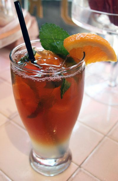 The Ultimate Guide To The Perfect Iced Tea