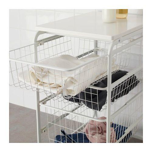 Ikea Us Furniture And Home Furnishings Ikea Algot Algot Wire Basket Storage