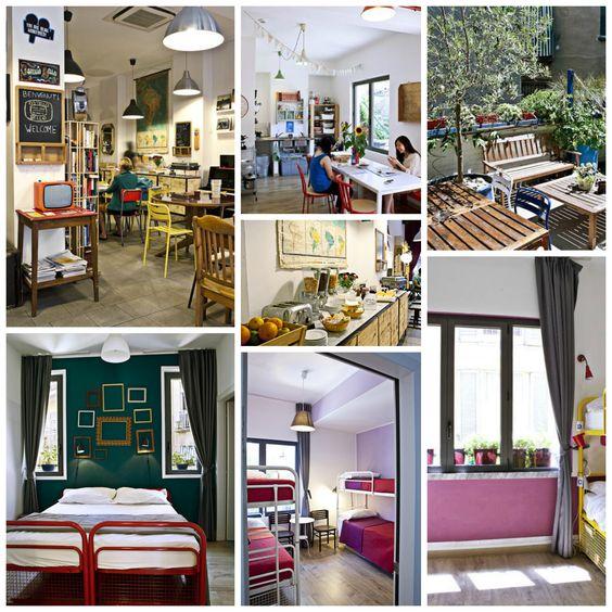 Ostello bello milan italy 2014 hoscars winner cool for Design hostel milano