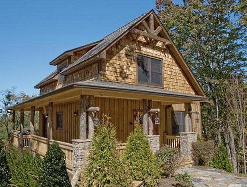 Fishing Cabin Designs Rustic House Plans Mountain House Plans Cottage House Plans