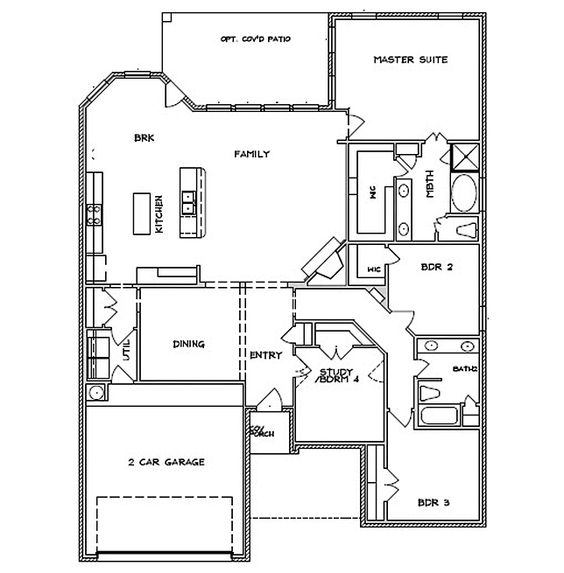 Marvelous Dr Horton Floor Plans 9 DR Horton Homes Floor Plans