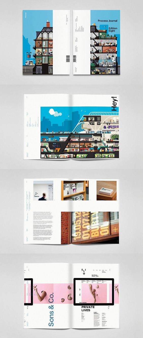 Process Journal, an independent journal of graphic design from around the world :: http://www.processjournal.com