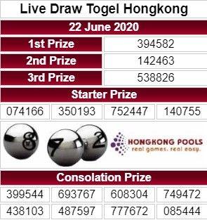Data Keluaran Togel Hongkong 22 Juni 2020 27 Agustus 26 Agustus 24 Agustus