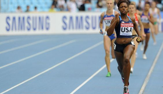 SDSU Grad Student Keshia Baker  will compete in the 2012 Olympics as part of the U.S. 4x400-meter relay pool.