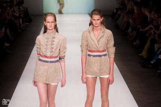 Jan Taminiau's postmen bags dresses