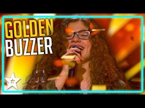 Her Original Song Won Her The Golden Buzzer On America S Got Talent 2019 Kids Got Talent Youtube In 2020 Kids Got Talent America S Got Talent Original Song