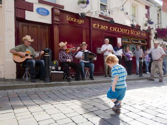 Festival Fleadh : Découvrez la musique traditionnelle irlandaise