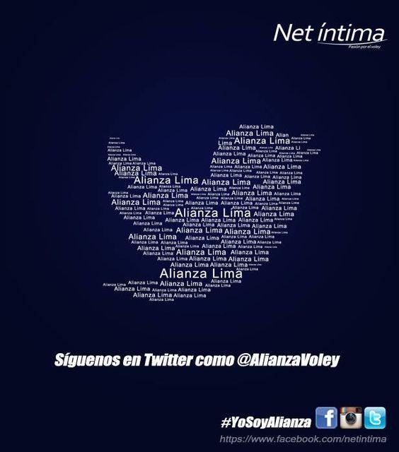 """Gráfica """"Síguenos en Twitter"""""""