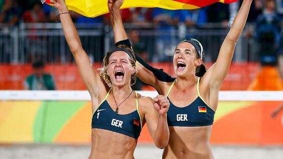 Gold, Silber und Bronze: Das sind die deutschen Gewinner von Rio