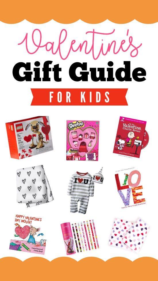 Valentine S Day Gift Ideas For Kids Valentines Gift Guide Valentines Inspiration Valentines