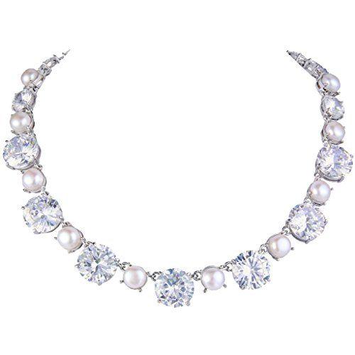 Ever Faith Zirkonia CZ künstlich Perl elegant edel Halskette Kette Silber-Ton N06366-1 Ever Faith http://www.amazon.de/dp/B012SB4EC8/ref=cm_sw_r_pi_dp_r2eUvb0S54C3H