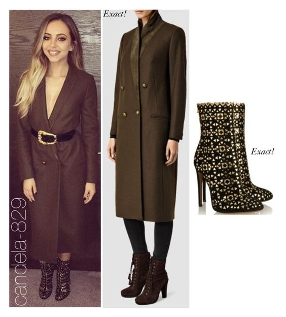 """""""Jade at the backstage of 'Secret Love Song' music video.   January 2016."""" by candela-829 ❤ liked on Polyvore featuring women's clothing, women, female, woman, misses and juniors"""