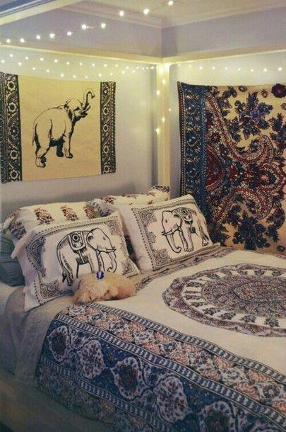 home accessory boho bedroom bedding pillow sheets