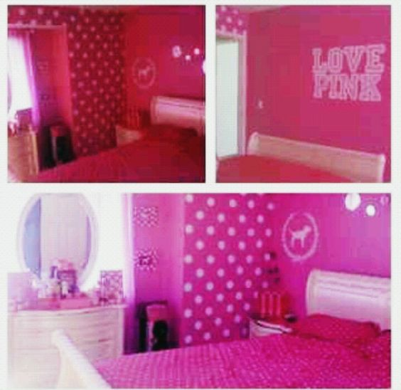 I Want, Pink Bedrooms And The O'jays On Pinterest