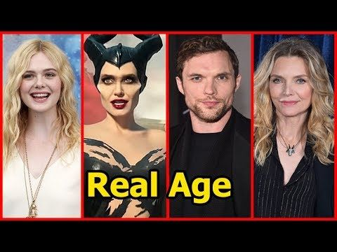 Maleficent Mistress Of Evil Cast Real Name And Age 2019