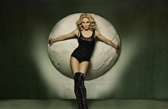 Madonna  - 2008