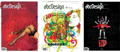 A revista abcDesign promove a discussão sobre a cultura contemporânea tendo como seus principais vetores o design e a indústria criativa.