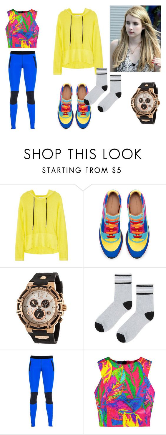 """""""sgg-9"""" by carmen-waldorf ❤ liked on Polyvore featuring T By Alexander Wang, Zara, MULCO, Topshop, Ultracor and Milly"""