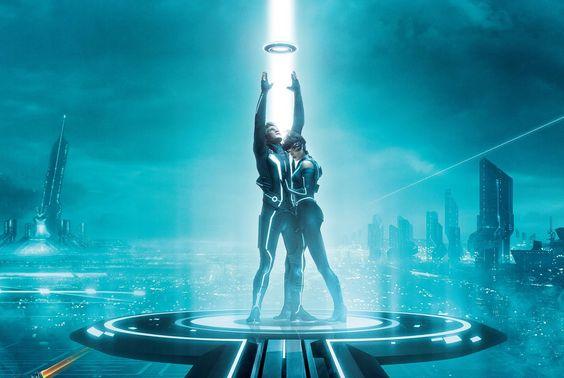 ciencia ficción es Tron