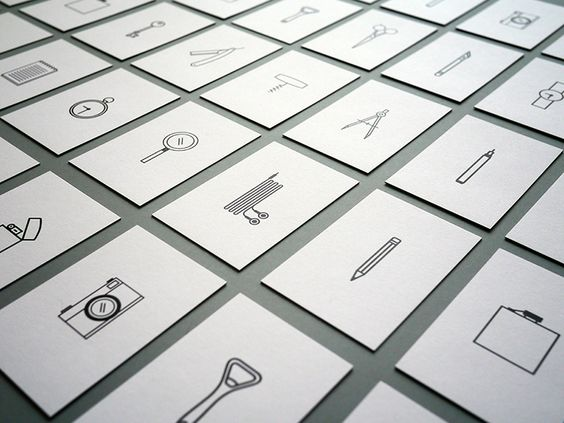 Pocket Pictograms: In Print by Ed Harrison