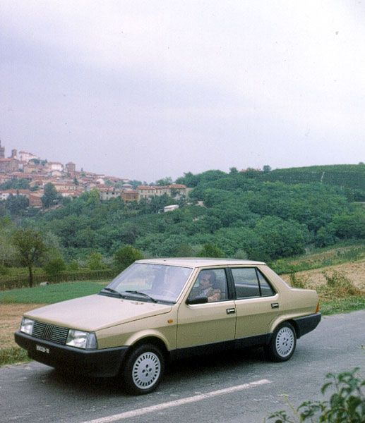 Fiat Regata | le blog auto