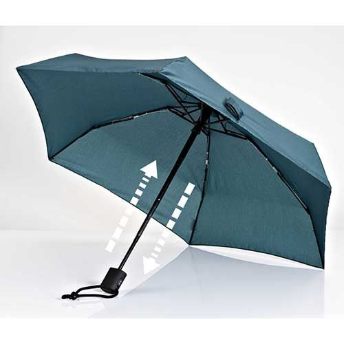 Dainty Automatic Umbrella, Green
