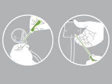 Comment encastrer et brancher un four ? Un four seul est en général alimenté par du câble de 2,5 mm², protégé en tête de ligne par un disjoncteur divisionnaire de 20 A.