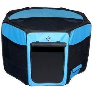 "Pet Gear Octagon Exercise Pet Pen 29""L x 29""W x 17""H in 6 colors - TL4129 $59.99"