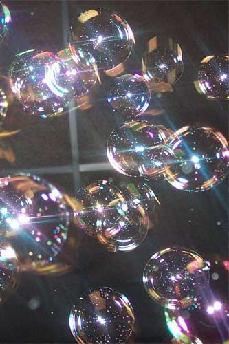 Crystal clear round party balloons