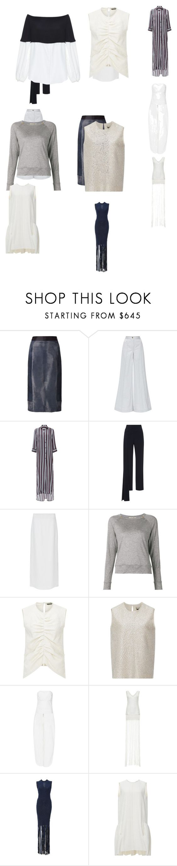 """""""Untitled #2883"""" by luciana-boneca on Polyvore featuring Hellessy"""